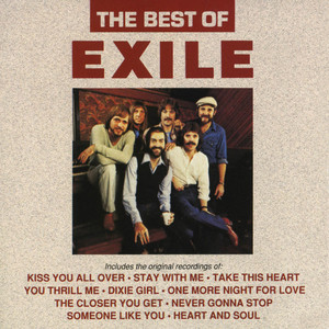 The Best of Exile album