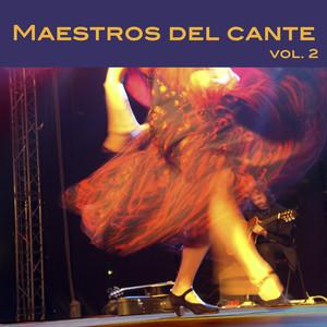 Maestros del Cante, Vol. 2 Albumcover
