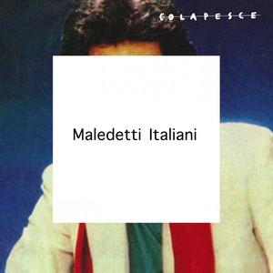 Colapesce Maledetti italiani cover