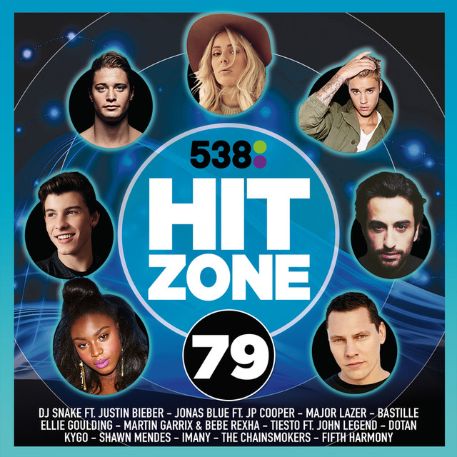 Various Artists 538 Hitzone 79 album cover