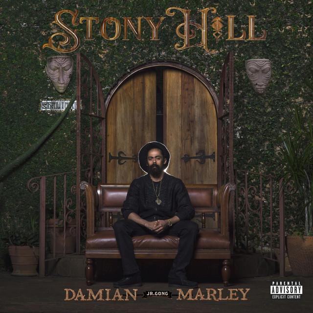 Damian Marley Stony Hill album cover