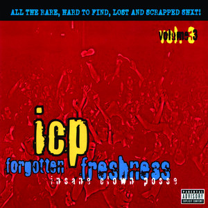 Forgotten Freshness Vol. 3 Albumcover
