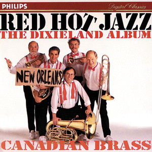 Red Hot Jazz - The Dixieland Album album