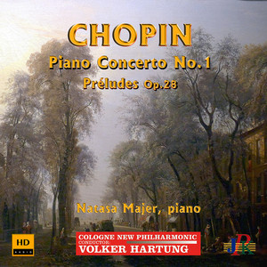 Chopin: Piano Concerto No. 1 in E Minor, Op. 11 & 2 Préludes (Live) Albümü