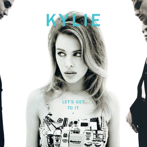 Kylie Minogue Word Is Out cover