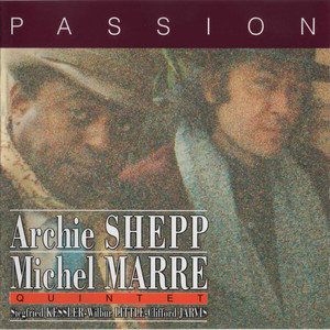 Archie Shepp, Michel Marre Prelude To A Kiss cover