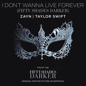 I Don't Wanna Live Forever (Fifty Shades Darker) Albümü