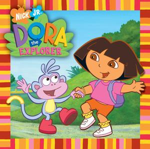 Dora The Explorer Albumcover