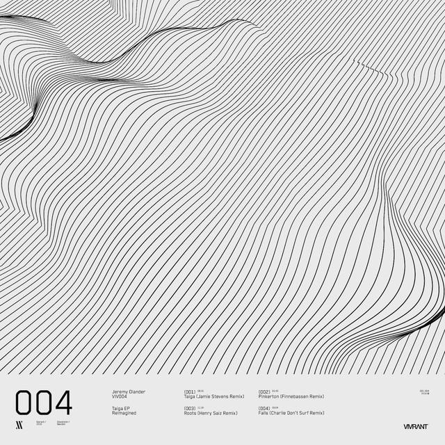 Taiga EP - Reimagined
