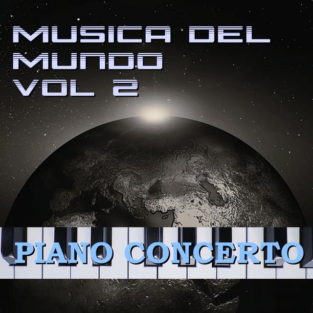 Música del Mundo Vol.2 Piano Concerto Albumcover