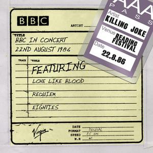 BBC In Concert (22nd August 1986) album