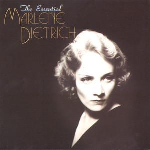 Marlene Dietrich Die Antwort Weiss Ganz Allein Der Wind (Blowin' In The Wind) cover