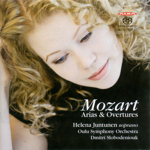 Mozart, W.A.: Opera Arias and Overtures album