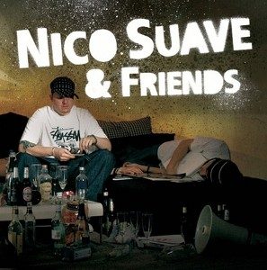 Nico Suave & Friends Albumcover