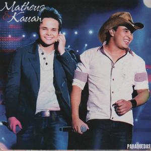 Paraquedas (Ao Vivo) Albumcover