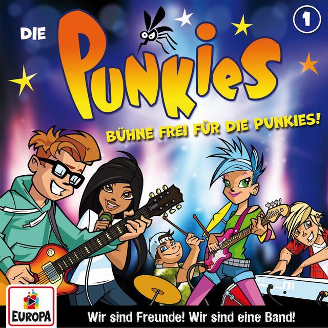 001 - Bühne frei für die Punkies! Cover