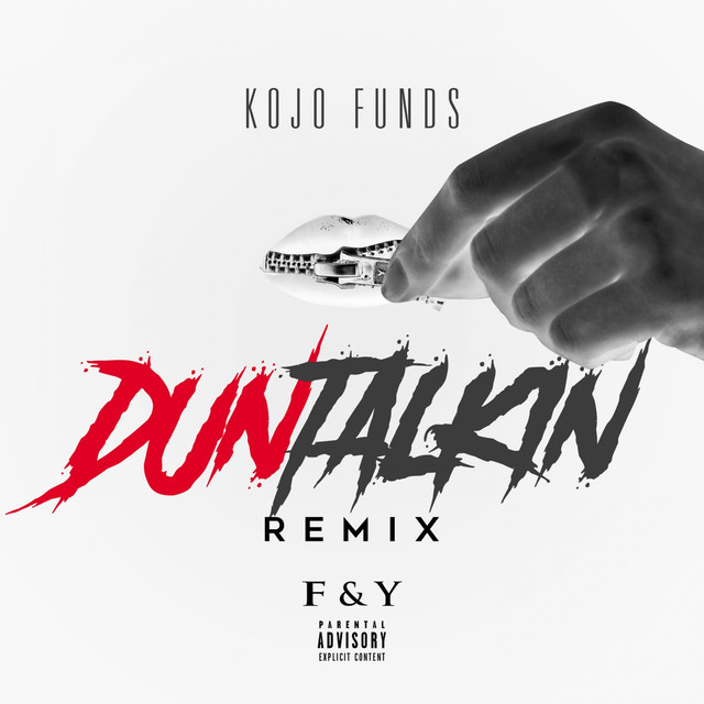dun talkin  - remix