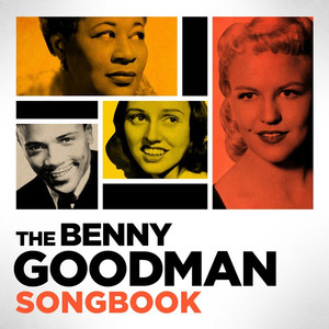 Anita O'Day, Benny Goodman Don't Be That Way cover