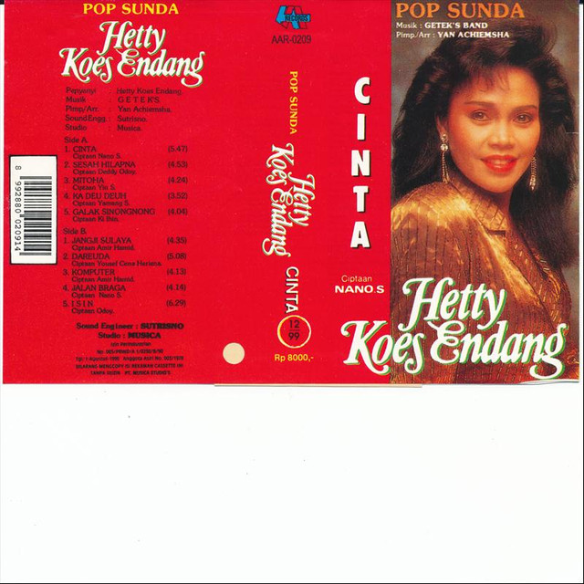 Komputer, a song by Hetty Koes Endang on Spotify