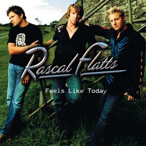 Rascal Flatts Bless the Broken Road cover