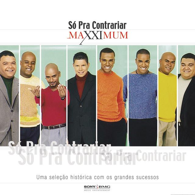 Maxximum - Só Pra Contrariar Albumcover