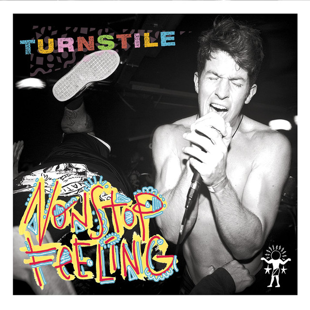Album cover for Nonstop Feeling by Turnstile