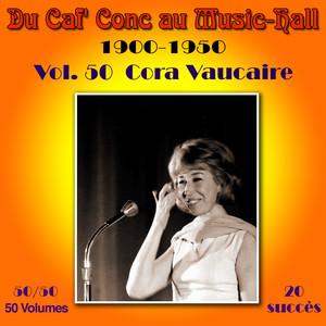 Du Caf' Conc au Music-Hall (1900-1950) en 50 volumes - Vol. 50/50 album