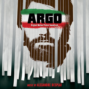 Argo: Original Motion Picture Soundtrack Albumcover