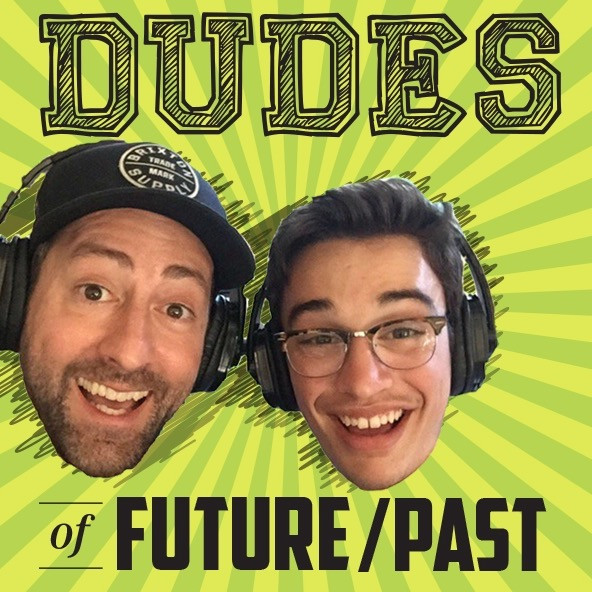 Dudes of Future/Past 76 - The Future/Past of Cooper Barnes, an