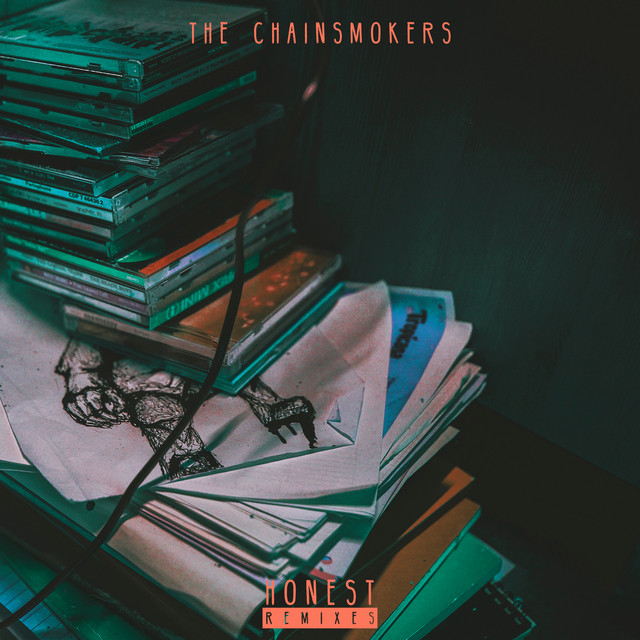 「The Chainsmokers - Honest」の画像検索結果