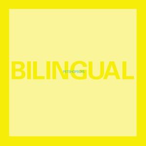 Bilingual Albumcover