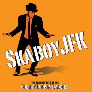Skaboy JFk Albumcover