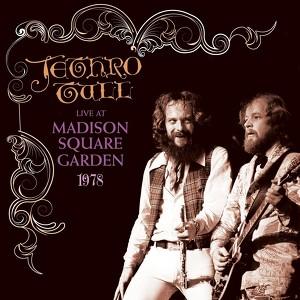 Live At Madison Square Garden 1978 Albumcover