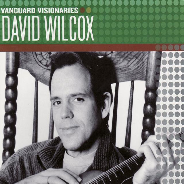 David Wilcox Vanguard Visionaries album cover
