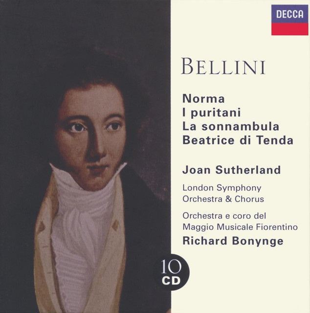 Bellini: Collectors Edition (10 CDs) -