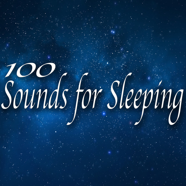 100 Sounds for Sleeping Albumcover
