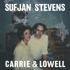Carrie & Lowell Albumcover