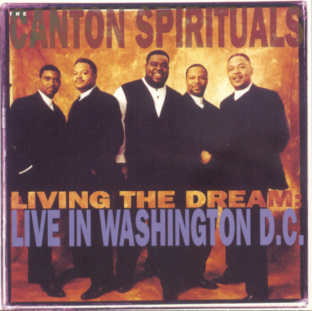 Living In A Dream: Live In Washington D.C.