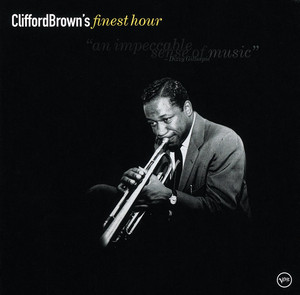 Clifford Brown's Finest Hour