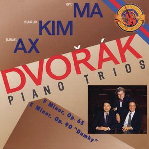 Dvorák: Piano Trios (Remastered) Albumcover
