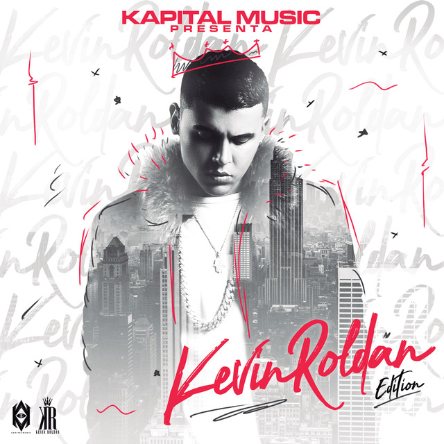 Album cover for Kapital Music Presenta:Kevin Roldan Edition by Kevin Roldan