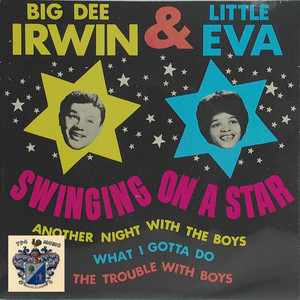 Big Dee Irwin, Little Eva Another Night with the Boys cover