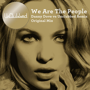UnClubbed feat. Kim Wayman, Unclubbed, Kim Wayman We Are The People - Original Mix cover