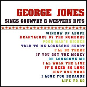 George Jones Sings Country & Western Hits album