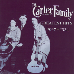 The Carter Family My Clinch Mountain Home cover