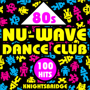 80s Nu-Wave Dance Club-100 Hits Albumcover