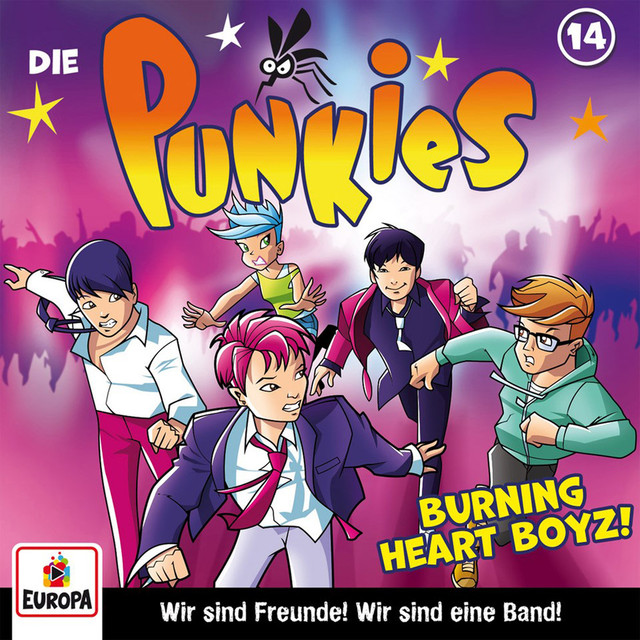 Die Punkies Cover