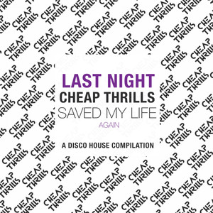 Last Night Cheap Thrills Saved My Life Again (A Disco House Compilation)