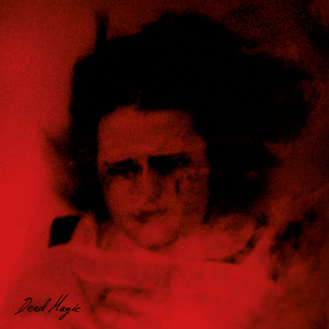 Skivomslag för Anna Von Hausswolff: Dead Magic