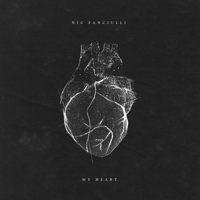 Album cover for My Heart by Nic Fanciulli